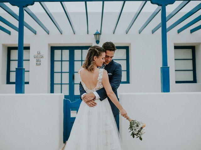 La boda de Fayna y Octavio