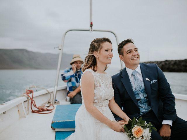 La boda de Octavio y Fayna en Caleta De Sebo (Isla Graciosa), Las Palmas 84