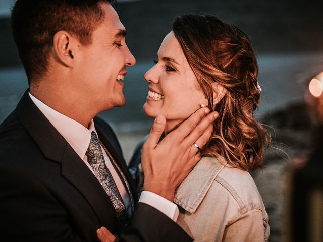 La boda de Octavio y Fayna en Caleta De Sebo (Isla Graciosa), Las Palmas 92