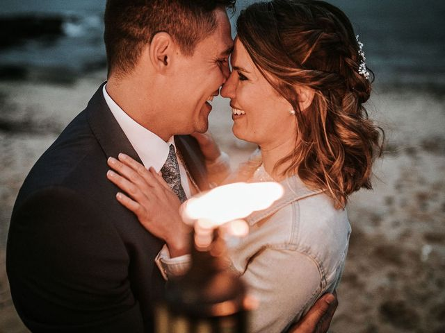 La boda de Octavio y Fayna en Caleta De Sebo (Isla Graciosa), Las Palmas 93