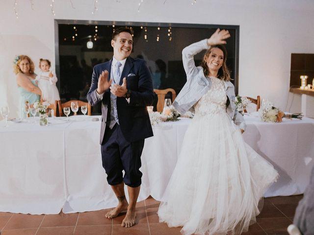La boda de Octavio y Fayna en Caleta De Sebo (Isla Graciosa), Las Palmas 94