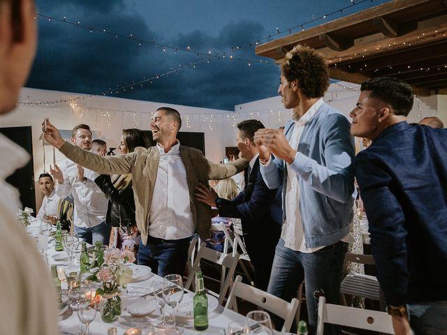 La boda de Octavio y Fayna en Caleta De Sebo (Isla Graciosa), Las Palmas 95