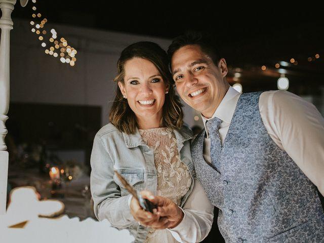 La boda de Octavio y Fayna en Caleta De Sebo (Isla Graciosa), Las Palmas 100