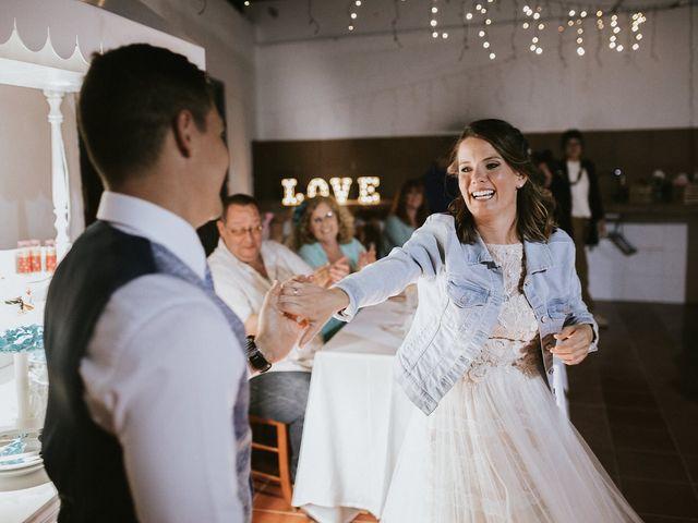 La boda de Octavio y Fayna en Caleta De Sebo (Isla Graciosa), Las Palmas 101