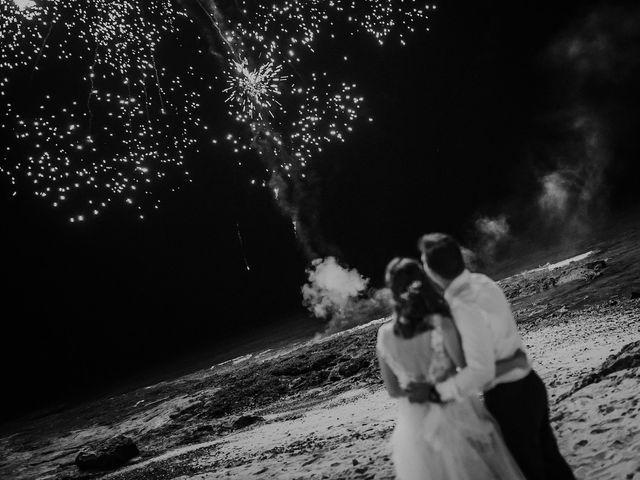 La boda de Octavio y Fayna en Caleta De Sebo (Isla Graciosa), Las Palmas 105