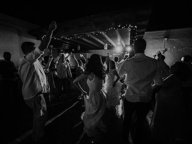 La boda de Octavio y Fayna en Caleta De Sebo (Isla Graciosa), Las Palmas 117