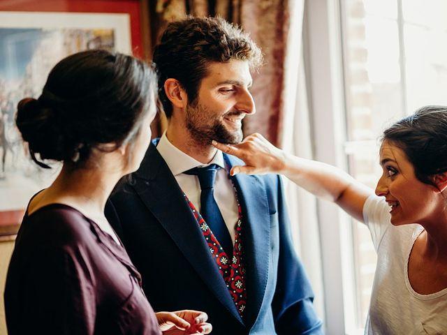 La boda de Lucas y Nadja en Madrid, Madrid 13