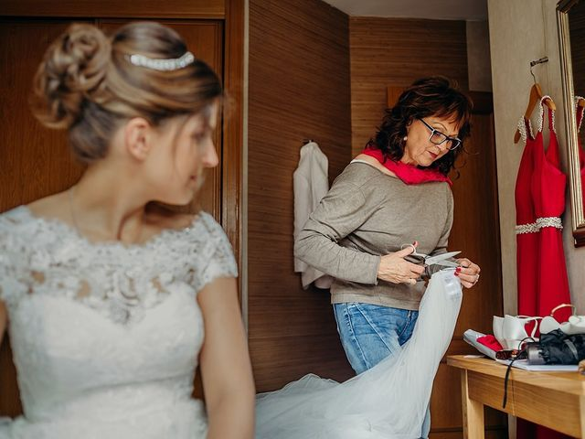 La boda de Lucas y Nadja en Madrid, Madrid 20