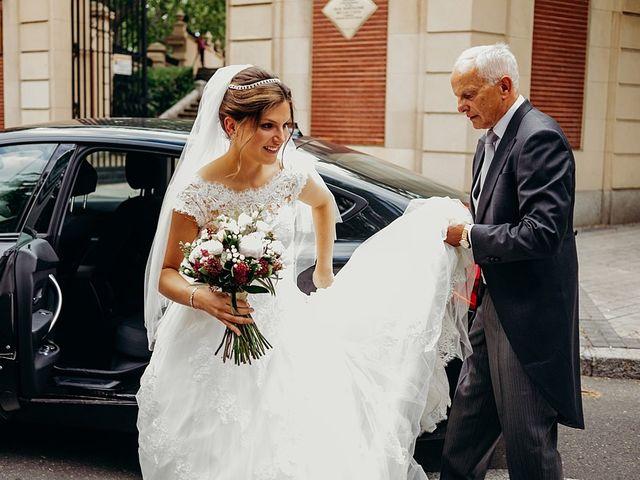 La boda de Lucas y Nadja en Madrid, Madrid 25
