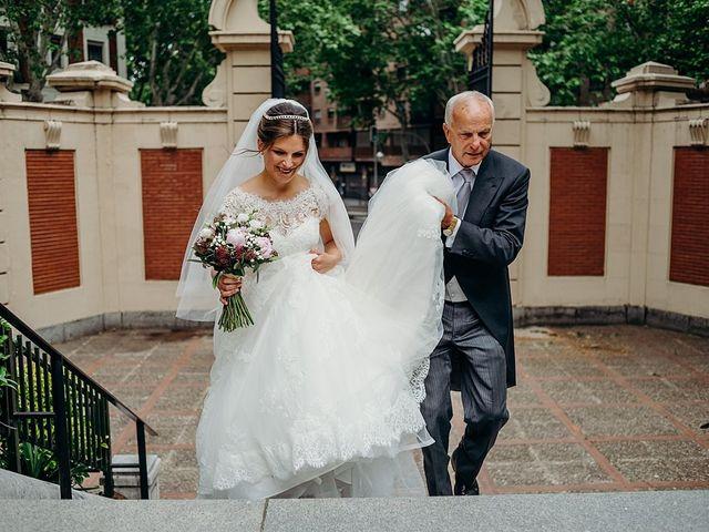 La boda de Lucas y Nadja en Madrid, Madrid 26