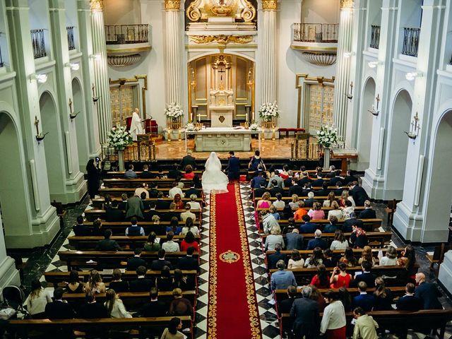 La boda de Lucas y Nadja en Madrid, Madrid 28