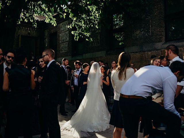La boda de Lucas y Nadja en Madrid, Madrid 31
