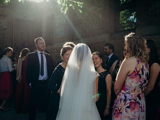 La boda de Lucas y Nadja en Madrid, Madrid 34