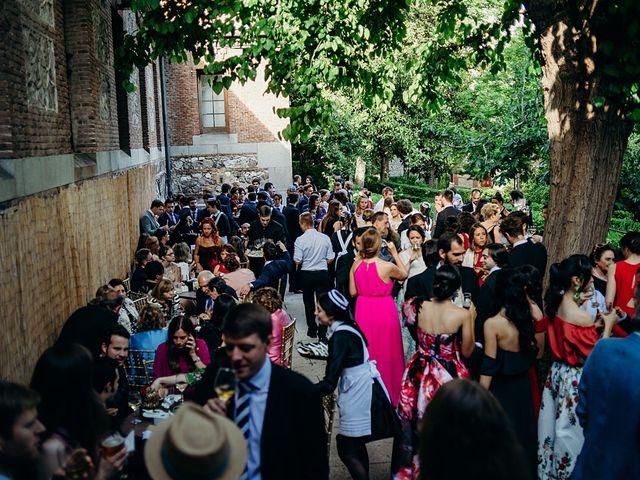 La boda de Lucas y Nadja en Madrid, Madrid 39