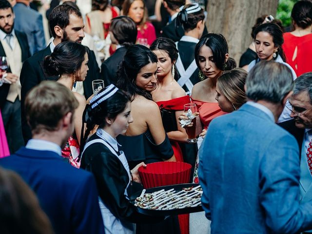 La boda de Lucas y Nadja en Madrid, Madrid 40