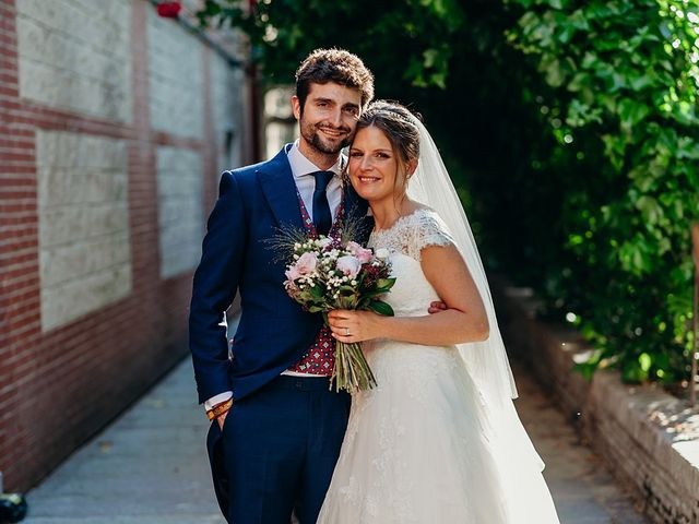 La boda de Lucas y Nadja en Madrid, Madrid 2