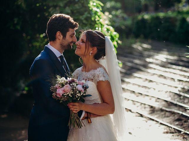 La boda de Nadja y Lucas