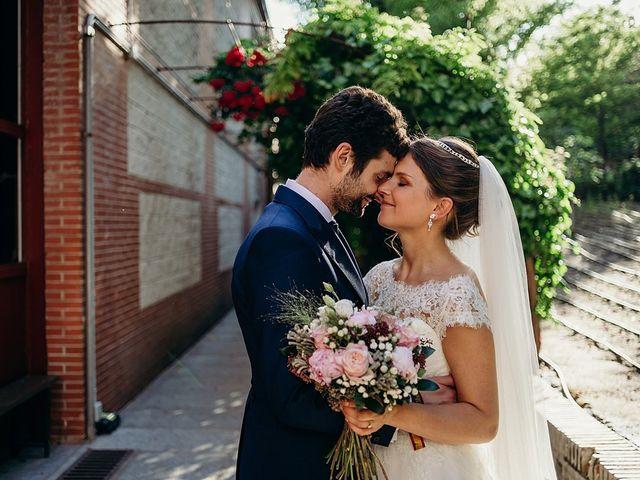 La boda de Lucas y Nadja en Madrid, Madrid 41