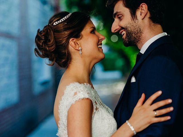 La boda de Lucas y Nadja en Madrid, Madrid 43