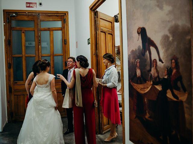 La boda de Lucas y Nadja en Madrid, Madrid 46