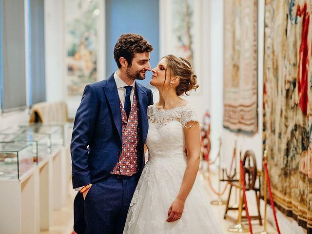 La boda de Lucas y Nadja en Madrid, Madrid 49