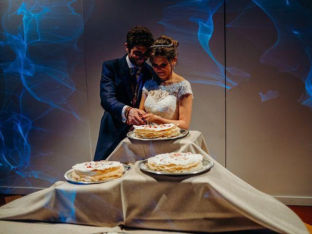 La boda de Lucas y Nadja en Madrid, Madrid 55