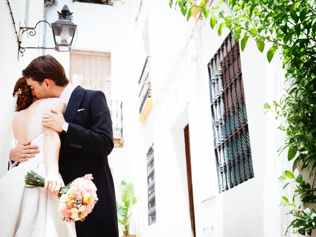 La boda de Gonzalo y Carmen en Córdoba, Córdoba 1