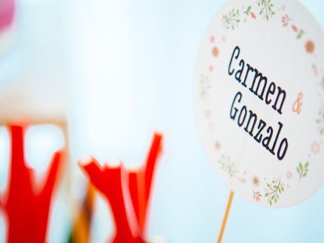 La boda de Gonzalo y Carmen en Córdoba, Córdoba 87