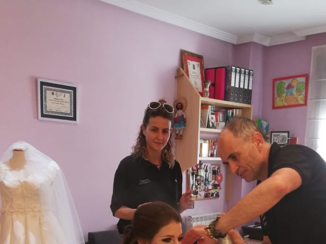 La boda de Abel y Lorena en Petrer, Alicante 5