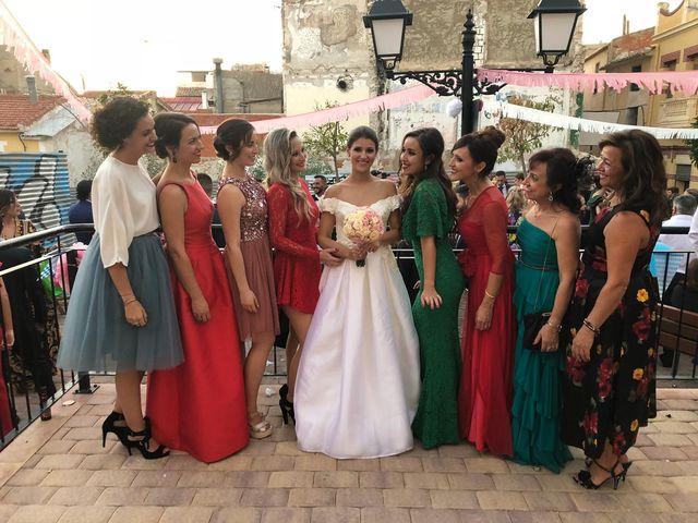 La boda de Abel y Lorena en Petrer, Alicante 8