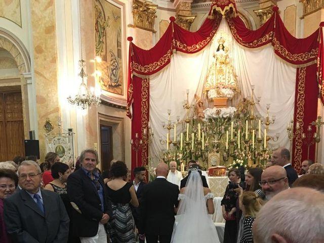 La boda de Abel y Lorena en Petrer, Alicante 1