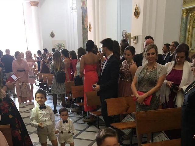 La boda de Abel y Lorena en Petrer, Alicante 10