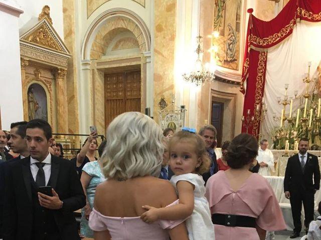La boda de Abel y Lorena en Petrer, Alicante 11