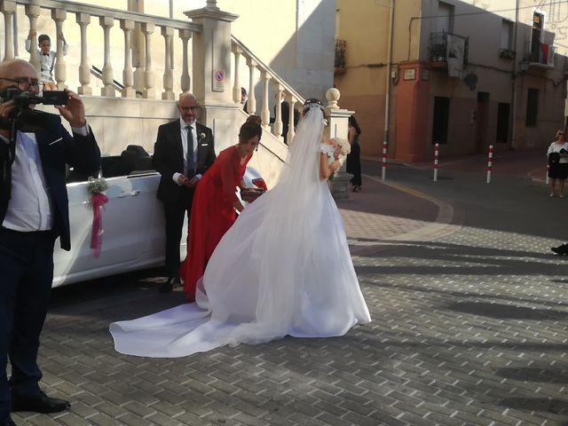 La boda de Abel y Lorena en Petrer, Alicante 13