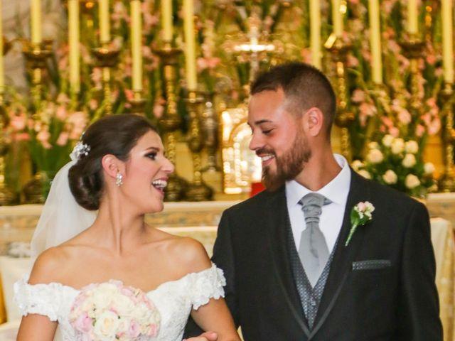 La boda de Abel y Lorena en Petrer, Alicante 14