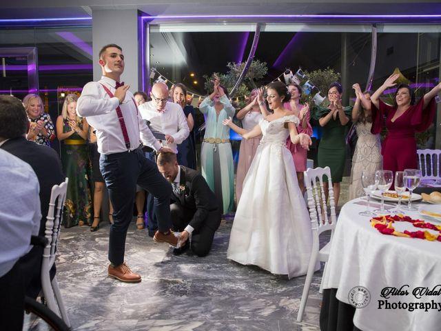 La boda de Abel y Lorena en Petrer, Alicante 15