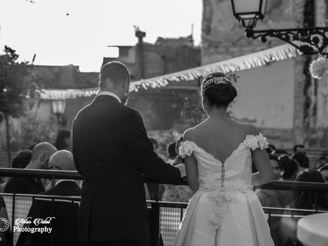 La boda de Abel y Lorena en Petrer, Alicante 18