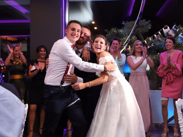 La boda de Abel y Lorena en Petrer, Alicante 19
