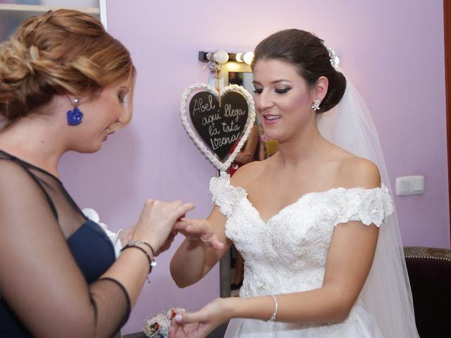 La boda de Abel y Lorena en Petrer, Alicante 20