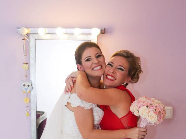 La boda de Abel y Lorena en Petrer, Alicante 22