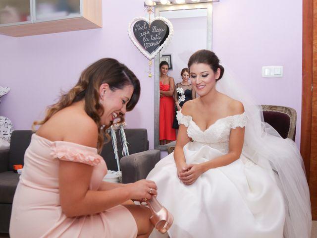La boda de Abel y Lorena en Petrer, Alicante 25