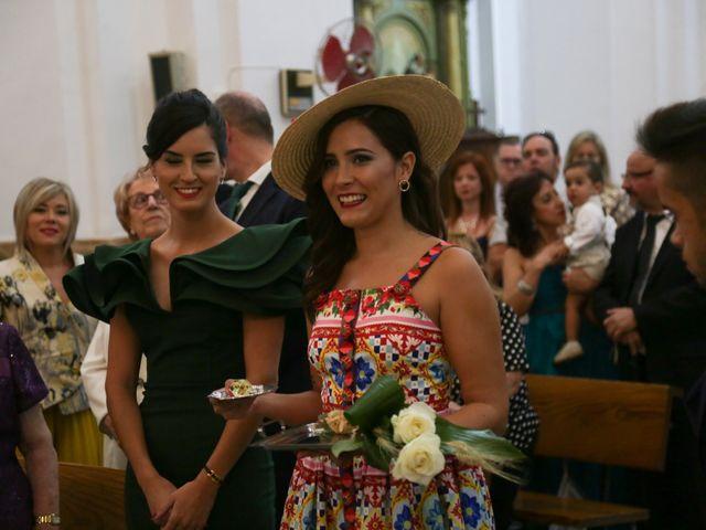 La boda de Abel y Lorena en Petrer, Alicante 27