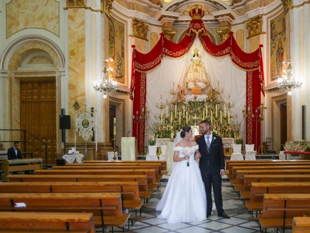 La boda de Abel y Lorena en Petrer, Alicante 28