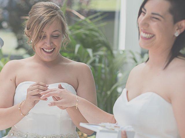 La boda de Amets y Sara