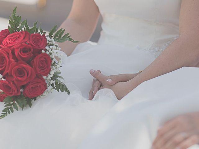 La boda de Sara y Amets en Castejon, Navarra 9