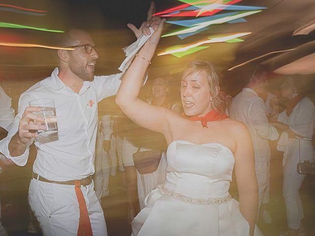 La boda de Sara y Amets en Castejon, Navarra 19
