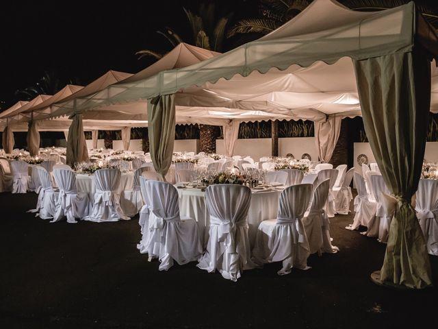 La boda de Jose y Yaiza en Tegueste, Santa Cruz de Tenerife 22