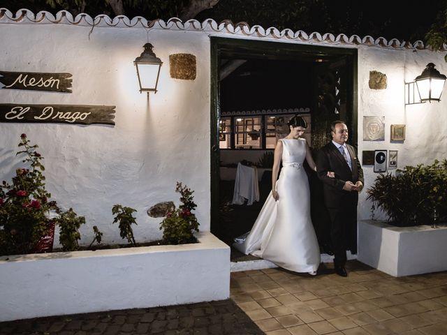La boda de Jose y Yaiza en Tegueste, Santa Cruz de Tenerife 24
