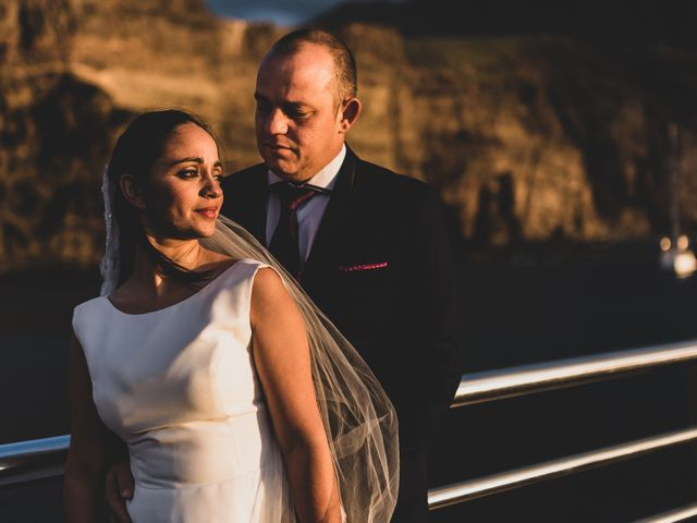 La boda de Rita y David