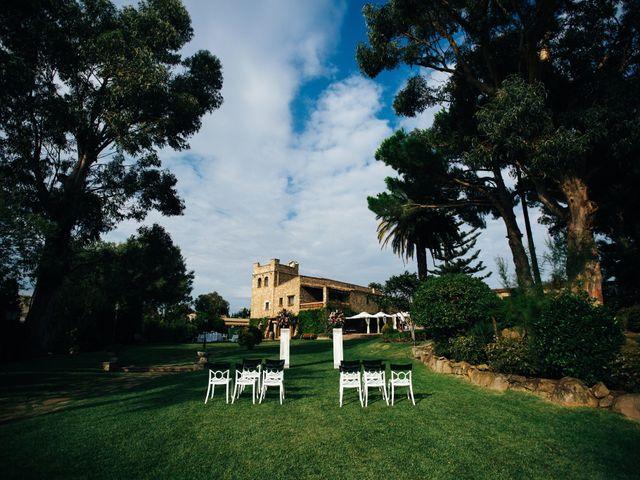La boda de Dmitriy y Katya en Sant Antoni De Calonge, Girona 13